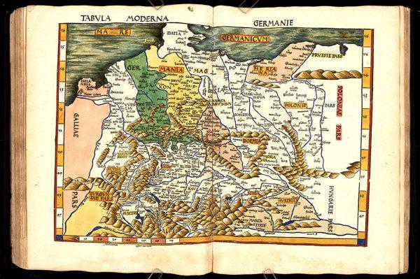 Ptolemäus reloaded. Historische Kartografie