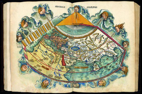 Prolemäus reloaded. Waldseemüller, historische Kartografie