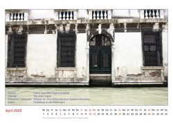 Es geschah Am Wasser. Canal Grande, Venezia