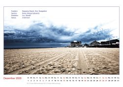 Strand in Hampton Beach; New Hampshire; USA