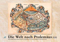 Kunstkalender. Historische Karten nach Ptolemäus von Waldseemüller, Ringmann