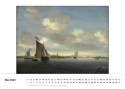 Maritime Szene aus Holland