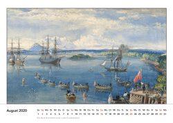 Schiffe verlegen Transatlantikkabel 1858